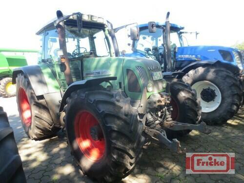 Fendt 716 Vario Año de fabricación 2002 Gyhum-Bockel