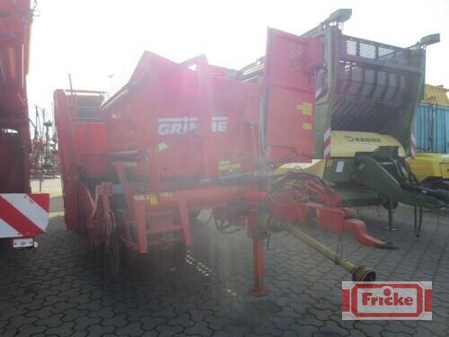 Grimme Se 75-30 Sb Baujahr 1995 Gyhum-Bockel