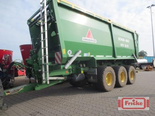 Annaburger Schubmax Hts 29.79 Baujahr 2010 Gyhum-Bockel