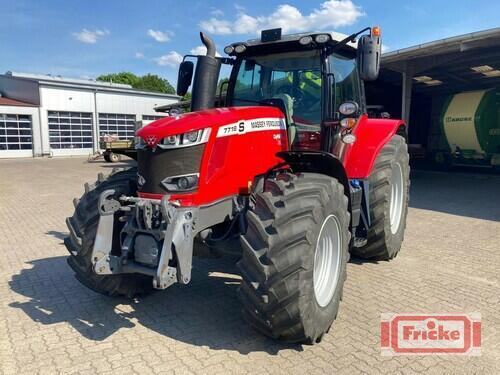 Massey Ferguson 7718 Dyna 6 Efficient Årsmodell 2018 4-hjulsdrift