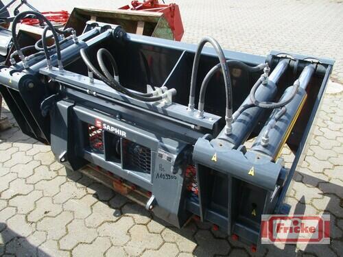 Saphir Ssze 199 Silageschneidzange Año de fabricación 2019 Gyhum-Bockel