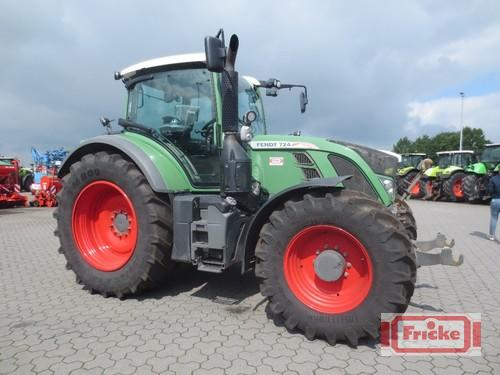 Fendt 724 Vario Profi Plus Baujahr 2012 Allrad