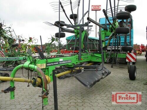 Deutz-Fahr Schwadmaster 6341