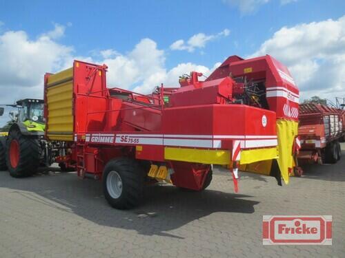 Grimme 75/55 UB
