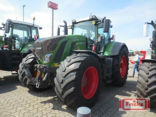 Fendt 936 Vario Profi Plus S4 Rok výroby 2017 Pohon ctyr kol