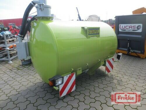 Stapel Front-Gülletank 3,6m³ Godina proizvodnje 2020 Gyhum-Bockel