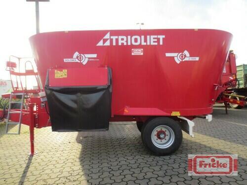 Trioliet Solomix 2 1800 Godina proizvodnje 2018 Gyhum-Bockel
