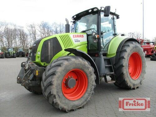 Claas Axion 840 Cmatic -Nur 3872 Stunden- Baujahr 2011 Gyhum-Bockel