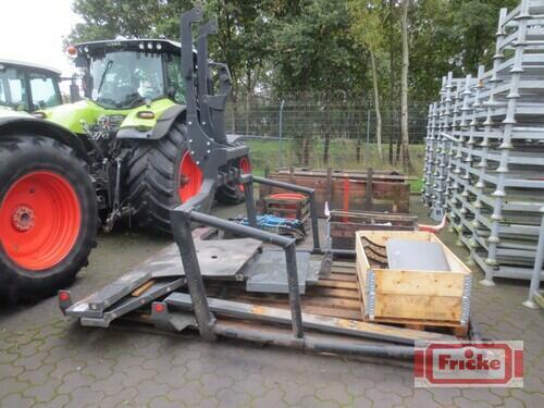 Kreuter Forstausrüstung Für Fendt 828, 826, 824, 822 Vario Año de fabricación 2019 Gyhum-Bockel