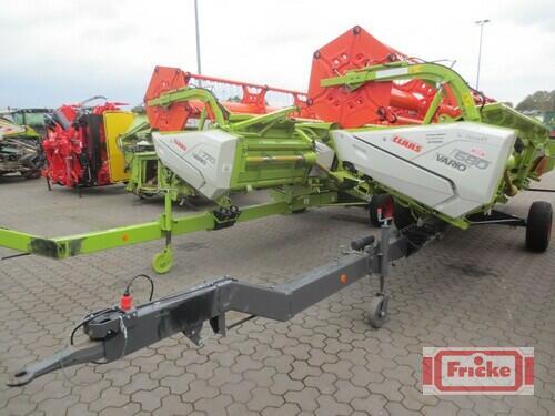 Claas Vario 680 Mit Transportwagen anno di costruzione 2020 Gyhum-Bockel