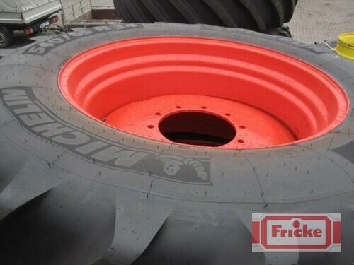 Michelin 540/65r34 Year of Build 2014 Demmin