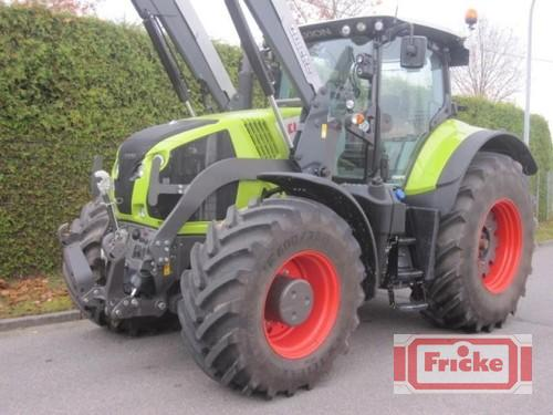 Claas Axion 830 Cmatic Frontlader Baujahr 2015