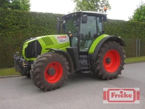 Claas Arion 640 Year of Build 2014 4WD