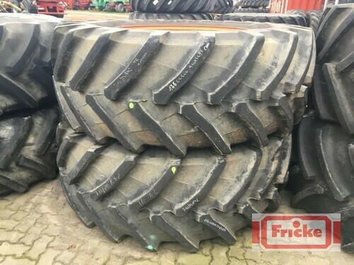 Pirelli 710/70r42 Trelleborg Tm900 Demmin