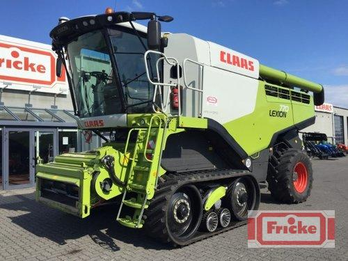 Claas Lexion 770 Terra Trac Year of Build 2013 4WD
