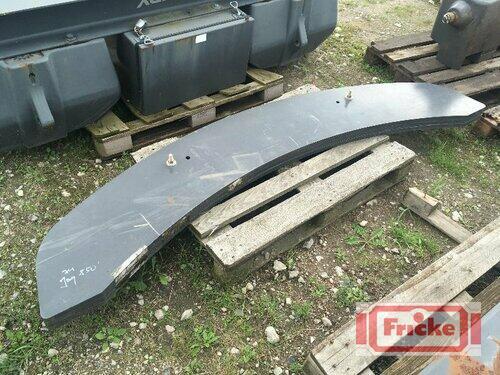 Claas 3 Heckgewichte Jaguar Typ496, 510 kg.