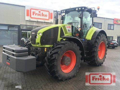 Claas Axion 930 Cmatic Baujahr 2016 Allrad