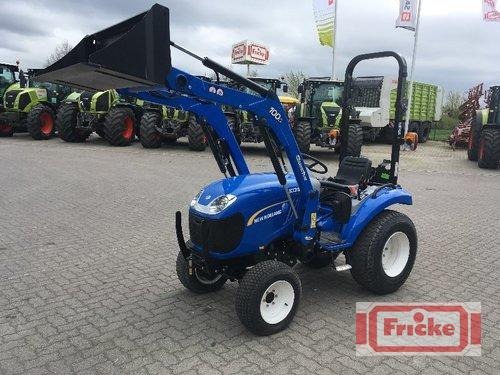 New Holland Boomer 25 Frontlader Baujahr 2016