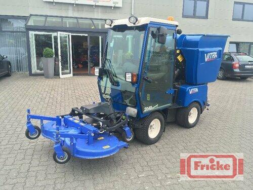 Iseki Vitra 2040 4x4 Rok produkcji 2014 Demmin