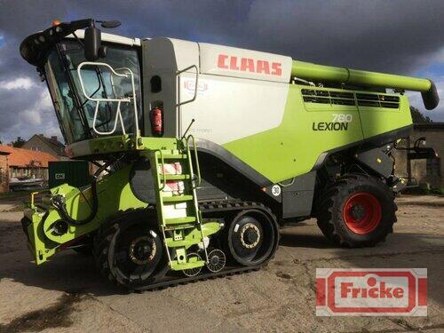 Claas Lexion 780 Terra Trac Год выпуска 2015 Demmin