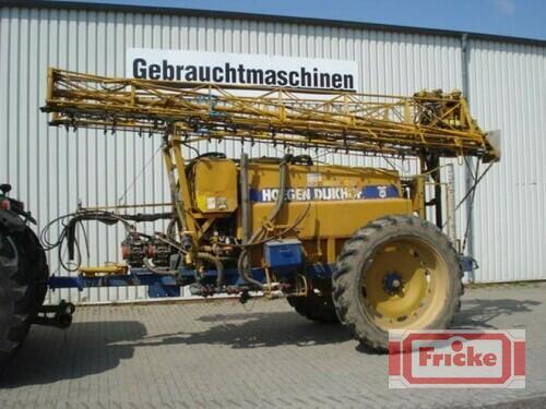 Hoogen Dijkhoff 4000 ltr 24 mtr