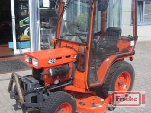 Kubota B 4200 Allrad Year of Build 1995 4WD