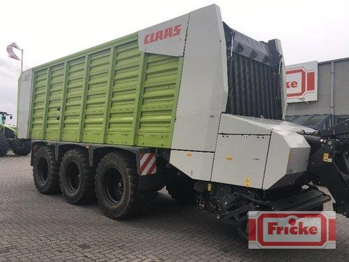 Claas Cargos 9600 Año de fabricación 2014 Demmin
