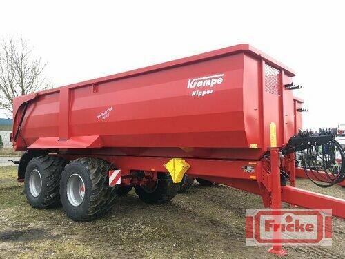 Krampe Big Body 750 Carrier ** Silageaufsatz 60 Cm.** Рік виробництва 2018 Demmin
