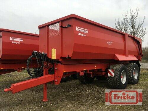 Krampe Big Body 790 Carrier ** Silageaufsatz 60 Cm.** Рік виробництва 2018 Demmin