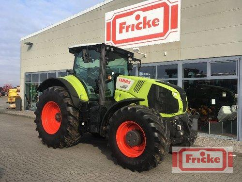 Claas Axion 830 Cmatic Baujahr 2015 Allrad