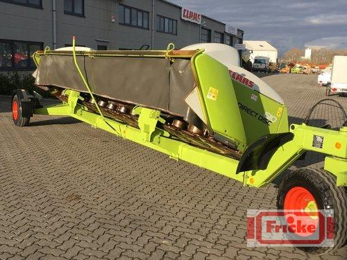 Claas Direct Disc 610 Contour Année de construction 2013 Demmin