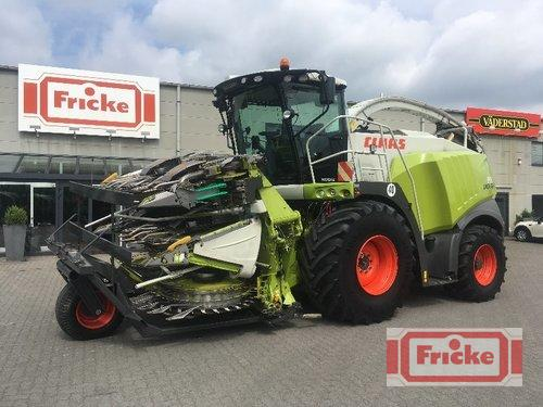 Claas Jaguar 950 Allrad 40 Km/H **Orbis 750** Year of Build 2013 4WD
