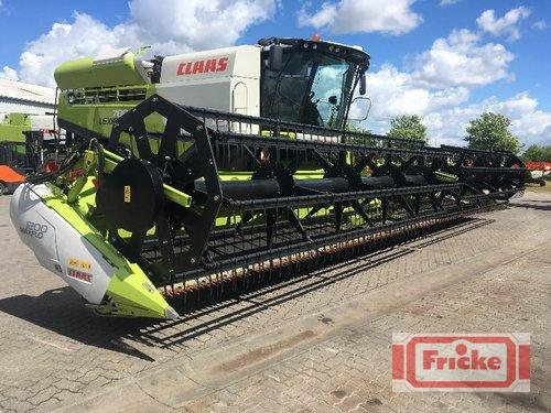 Claas Maxflow 1200 (Draper) Neuwertig Year of Build 2015 Demmin
