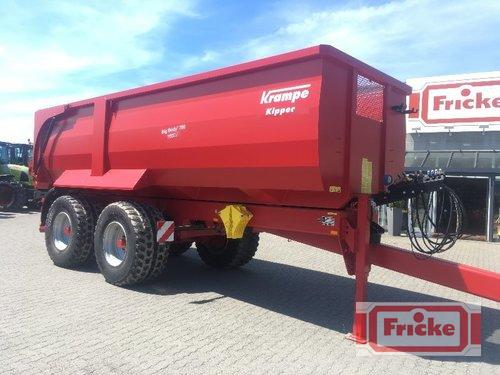 Krampe Big Body 700 Carrier Année de construction 2018 Demmin