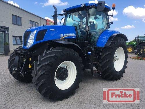 New Holland T 7.270 Autocommand Årsmodell 2012 4-hjulsdrift