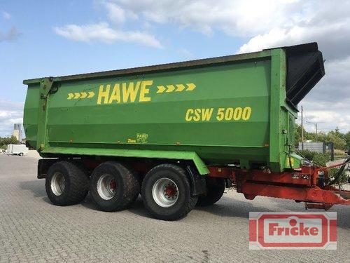 Hawe Csw 5000 Årsmodell 2009 Demmin