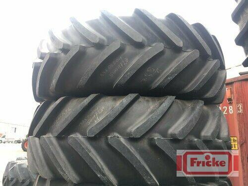 Claas 650/65R42 Michelin MutliBib **NEU**