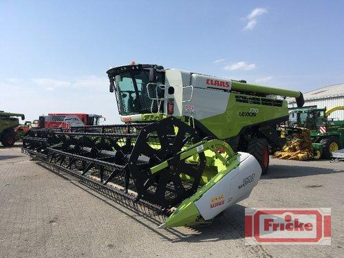 Claas Lexion 770 TT Tier 4 BJ 2017 **Maxflow 1200**