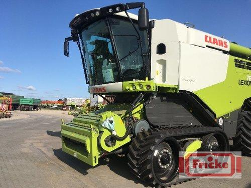 Claas Lexion 780 Terra Trac Year of Build 2017 Demmin