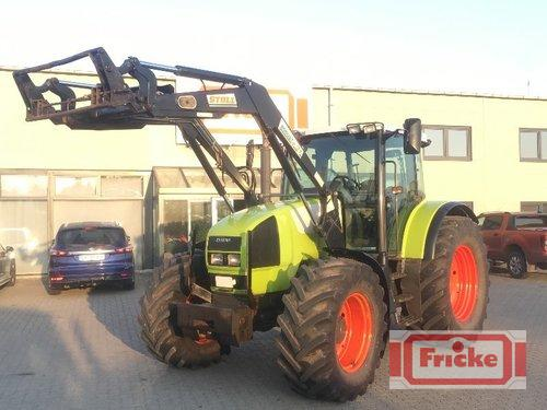 Claas Ares 696 RZ Frontlaster Årsmodell 2005
