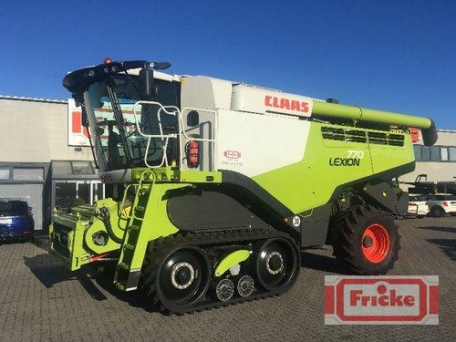 Claas Lexion 770 Terra Trac Year of Build 2017 Demmin