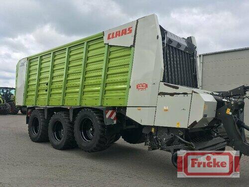 Claas Cargos 9600 anno di costruzione 2014 Demmin