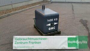 GMC 1400 KG GEWICHT