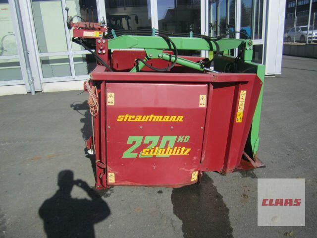 Sonstige/Other STRAUTMANN 220 KD SILOBLITZ