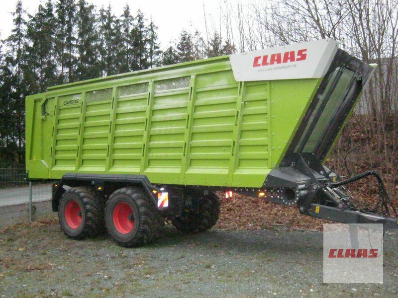 Claas CARGOS 750 TANDEM