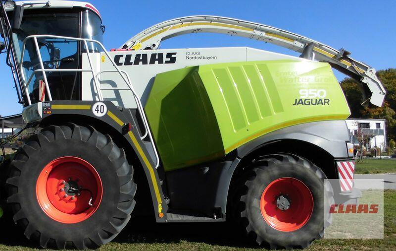 Claas JAGUAR 950 ALLRAD+KRONE EASY C