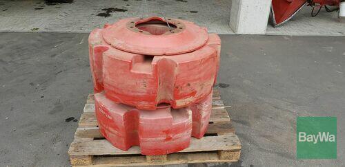 Fendt Radgewichte 2 X 1.000 Kg