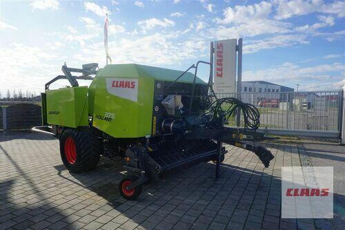 Claas Rollant 375 Uniwrap Baujahr 2013 Töging am Inn