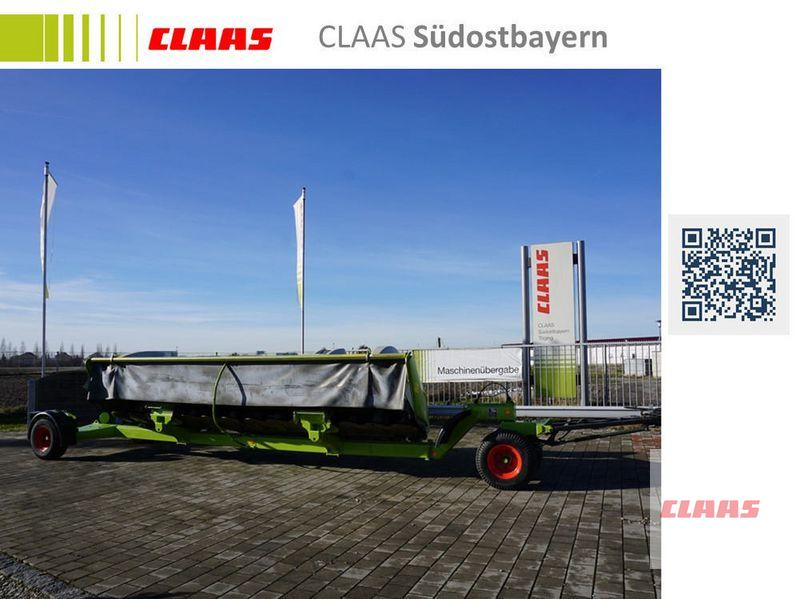 Claas DIRECT DISC 610 MIT TRANSPORTW