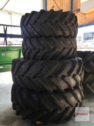 Trelleborg 600/65 R38 + 480/65 R28